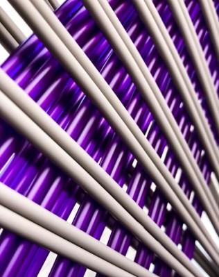 Intreccio nylon bicolore